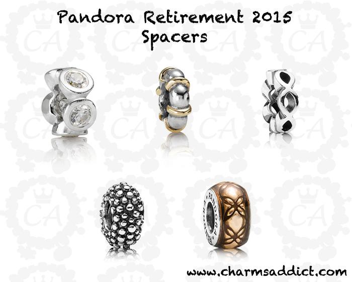 pandora spacer charms