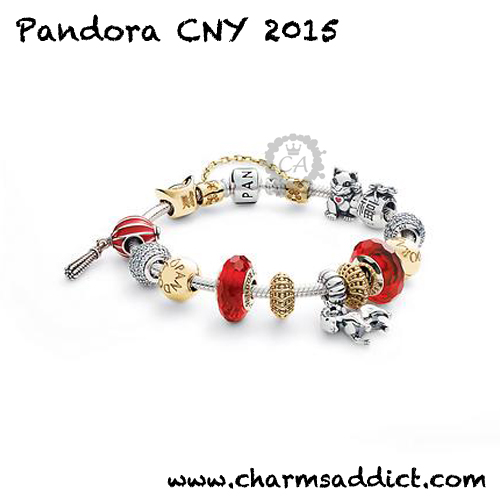 Pandora Chinese New Year 2015 Sneak Peek