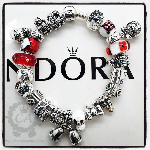 Pandora Christmas 2014 Charms | Charms Addict