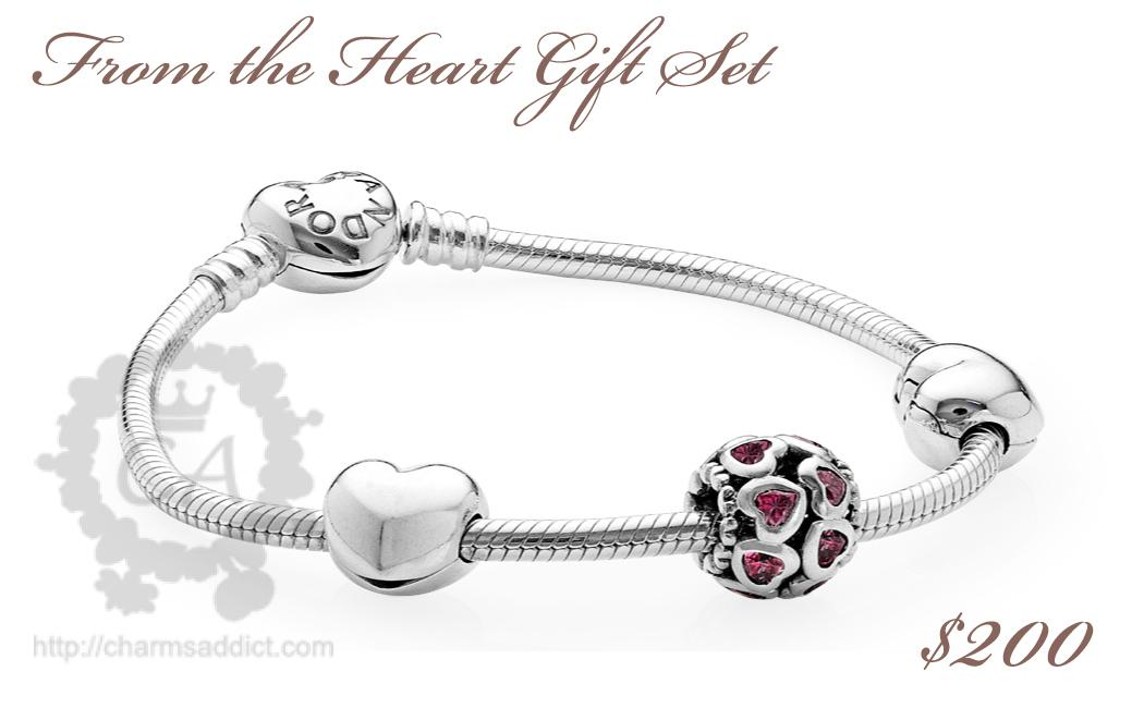 pandora valentine's day 2015 gift sets | charms addict, Ideas