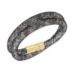 swarovski-stardust-light-multi-double-gold-bracelet