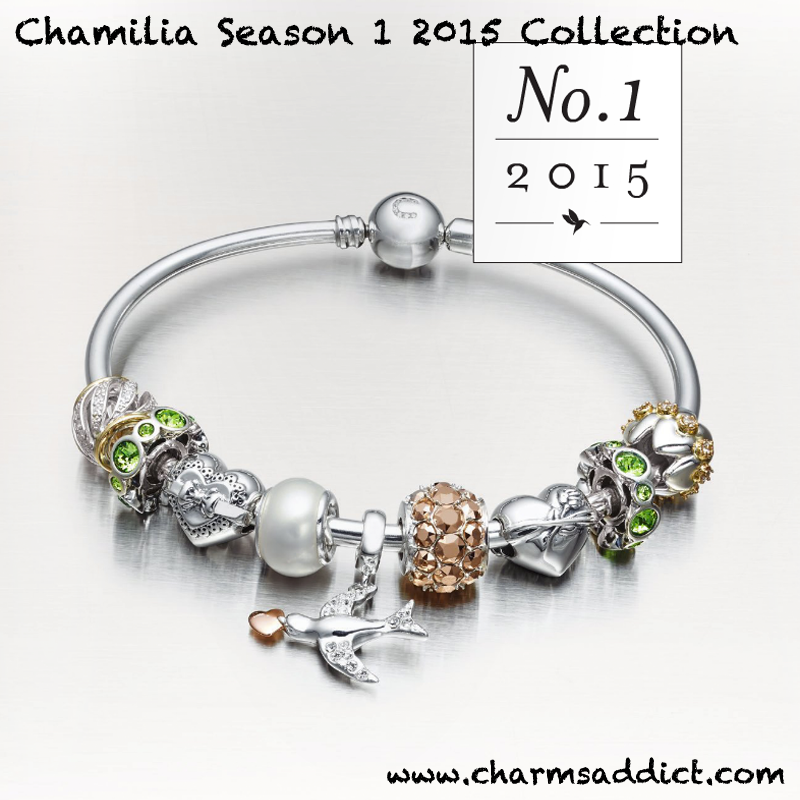 Chamilia Season 1 2015 Collection