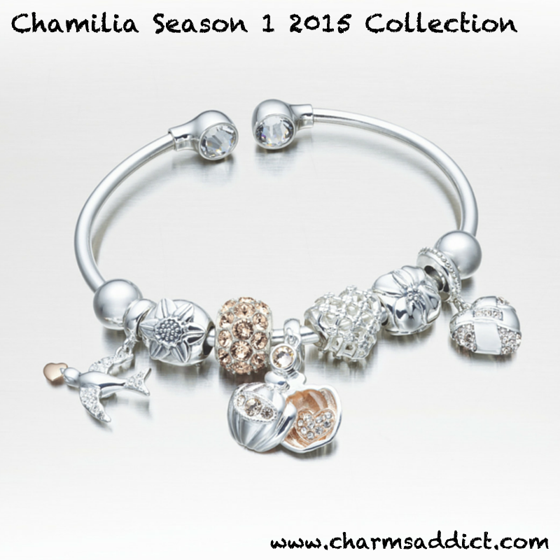 Chamilia Season 1 2015 Love Charms