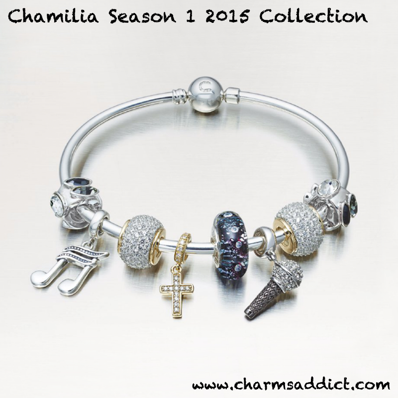Chamilia Season 1 2015 Music Charms