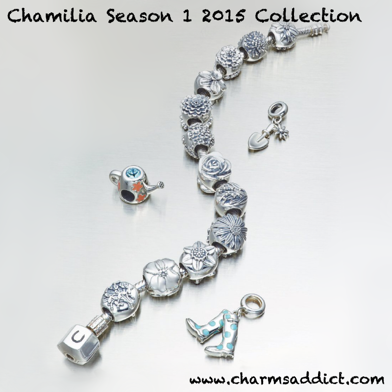 Chamilia Garden Club (February and March)