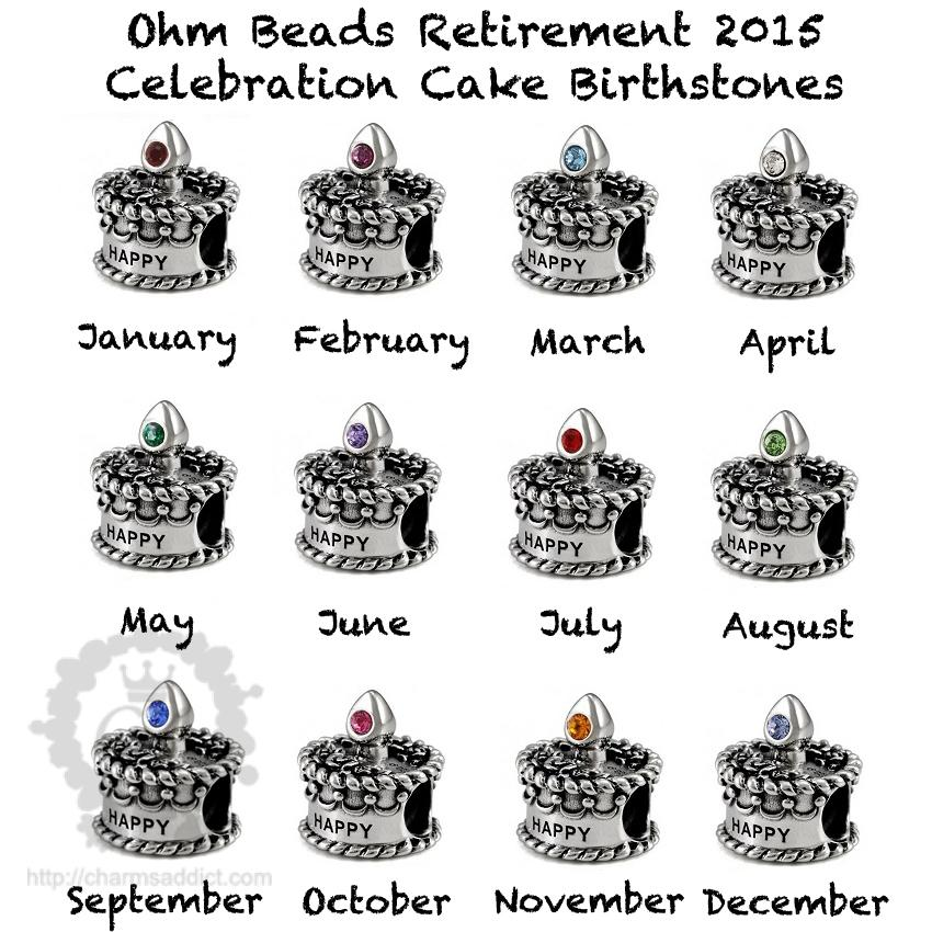 Ohm Beads 2015 Retirement List Charms Addict