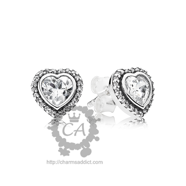 Pandora Earrings Heart: Pandora Mother's Day 2015 Sneak Peek