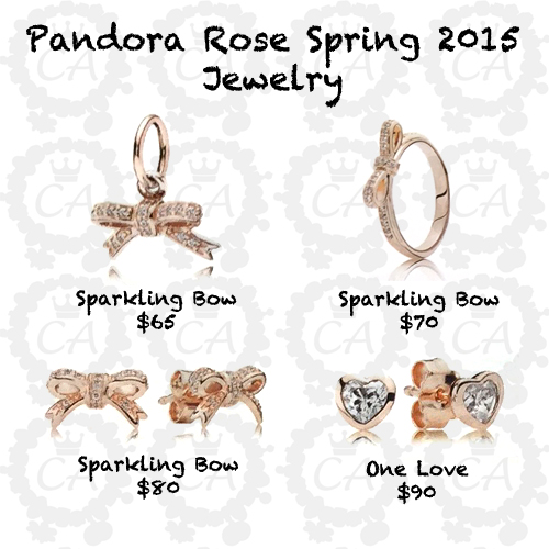 7a569cdfb store pandora rose gold bow necklace 2443d 0556b