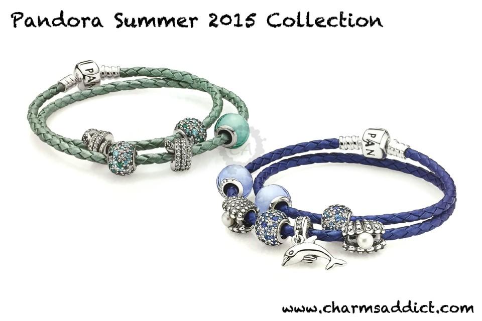 Pandora Summer 2015 Collection