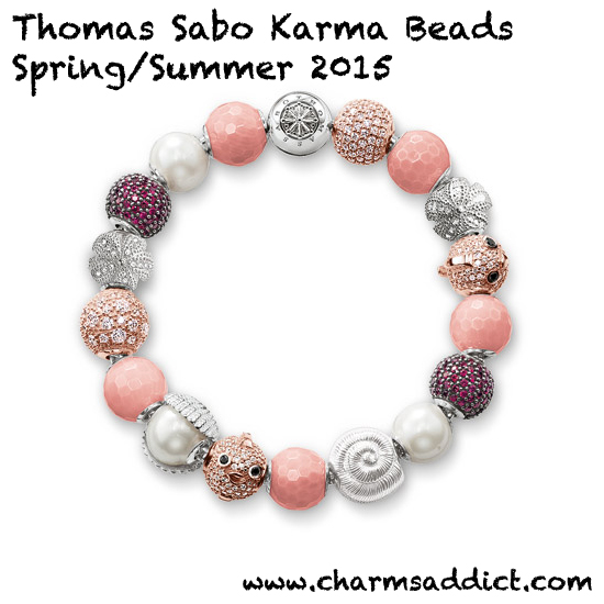 Thomas Sabo Karma Beads Spring/Summer 2015 Sneak Peek