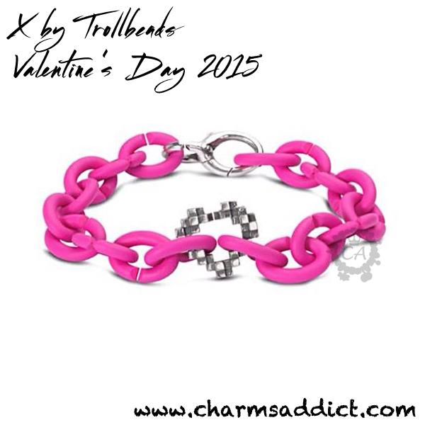X by Trollbeads Valentine's Day 2015 Sneak Peek