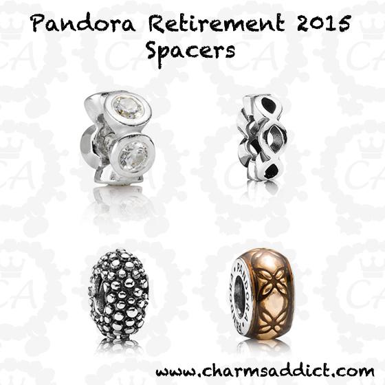 Official Pandora Jewelry: Pandora Official Retirement 2015 List