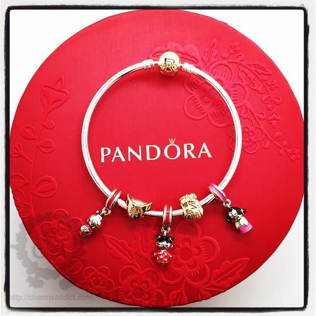 charm geisha pandora