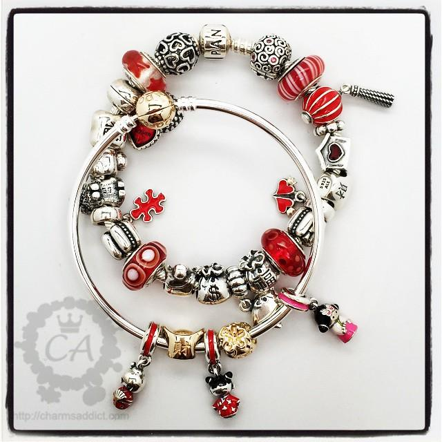 Pandora Chinese New Year 2015 Charms