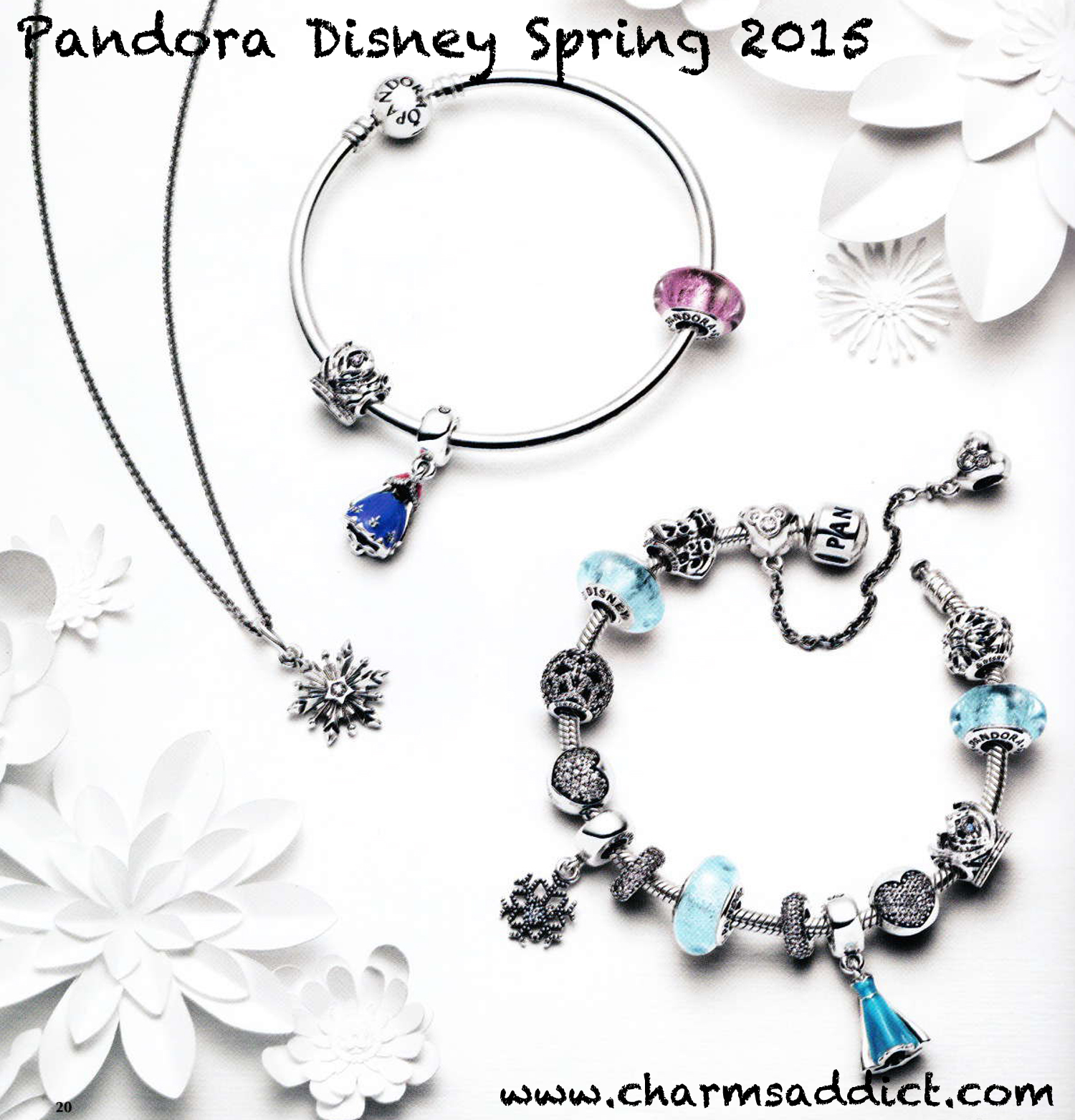 Pandora Disney Spring 2015 Prices Charms Addict
