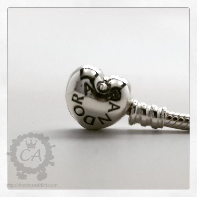 Pandora Heart Clasp Bracelet Review Charms Addict