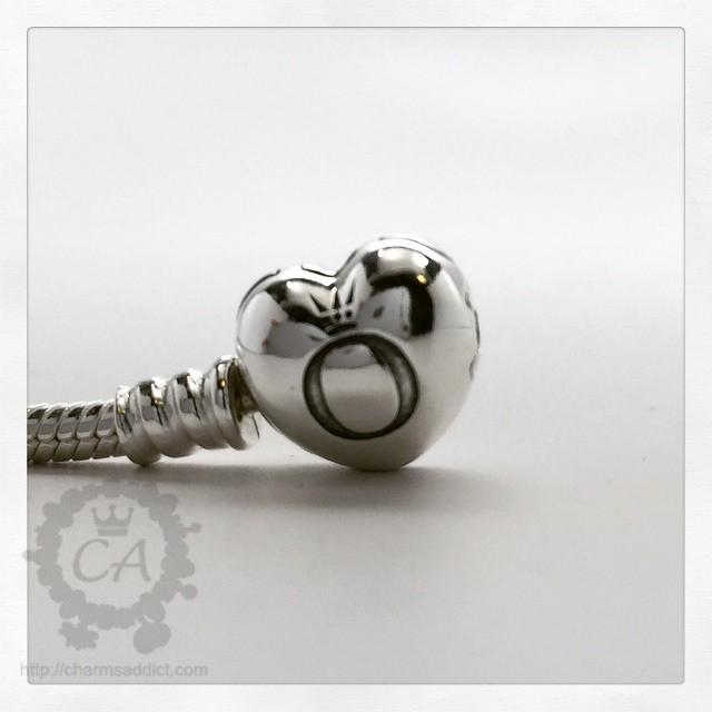 Pandora Heart Clasp Bracelet Review Charms Addict