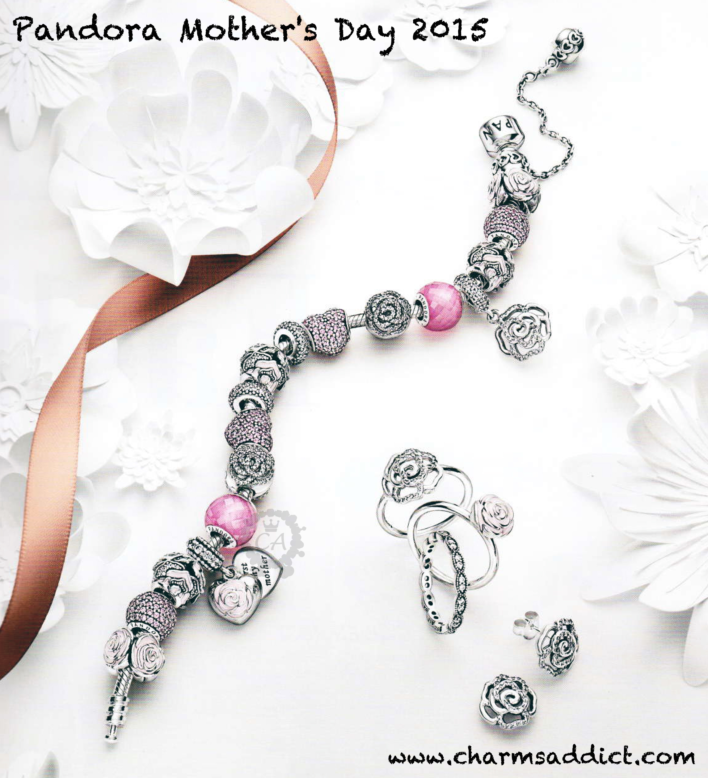 Pandora Mother's Day 2015 Full Preview