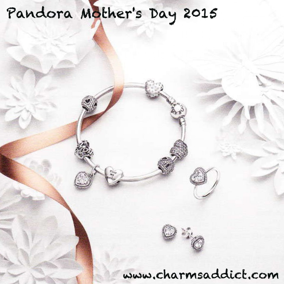 Upcoming Pandora Jewelry Promotions: Pandora Mother's Day 2015 US Promotions