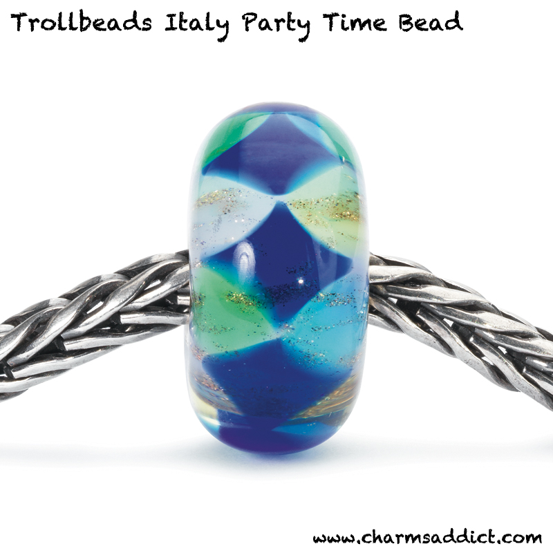 Trollbeads Party Time Bead Released