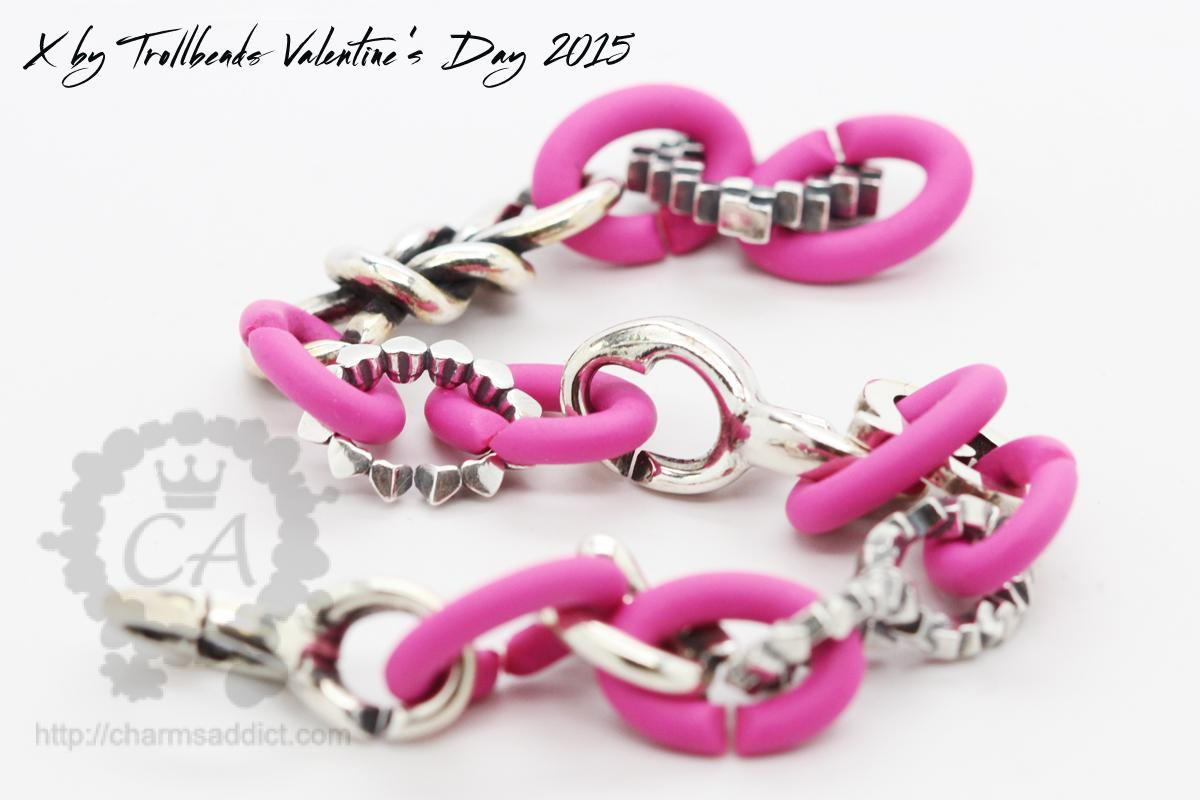 X by Trollbeads Valentine's Day 2015 Review