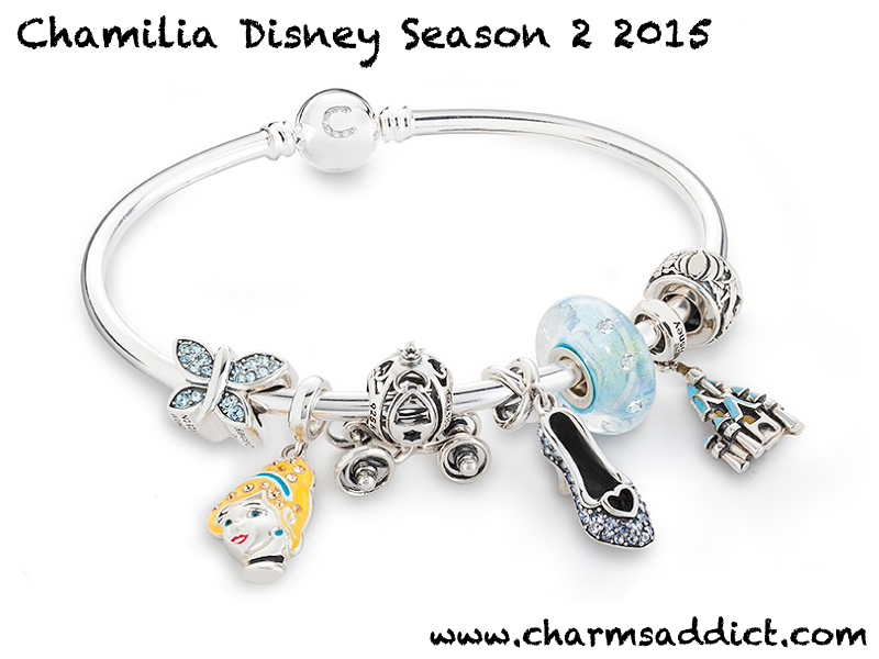 Chamilia Spring 2015 European Disney Collection