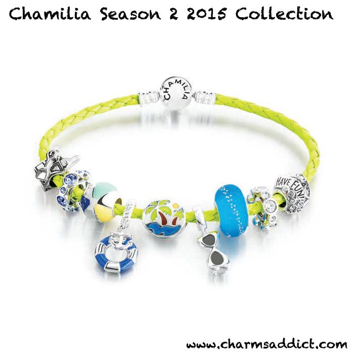Chamilia Spring/Summer (Season 2) 2015 Collection Preview