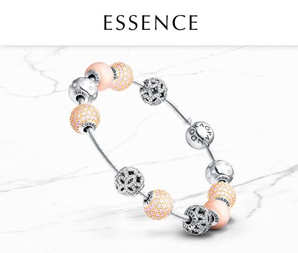 pandora essence charm love
