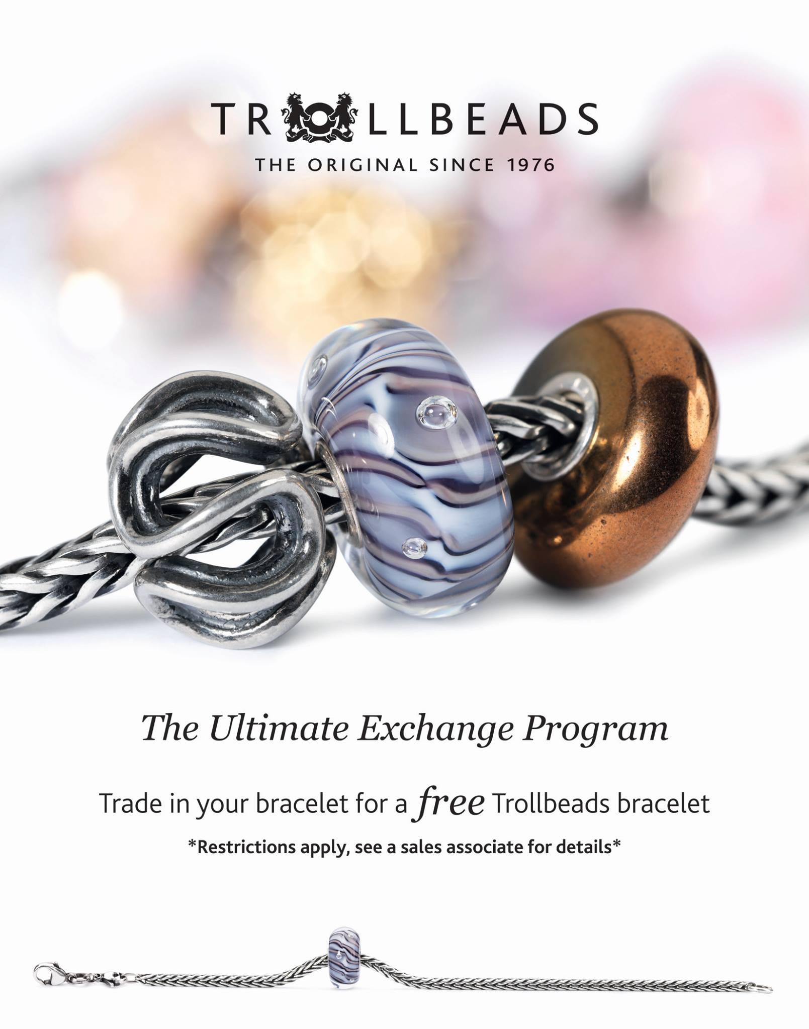 Trollbeads Ultimate Exchange Program