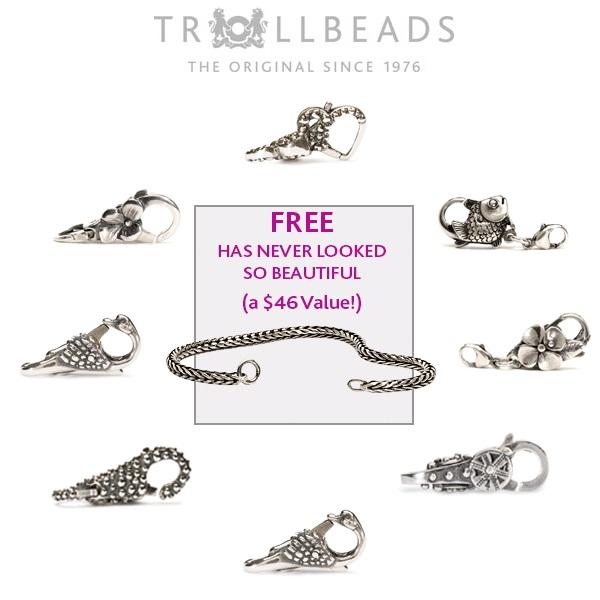 Trollbeads Free Bracelet Event Begins