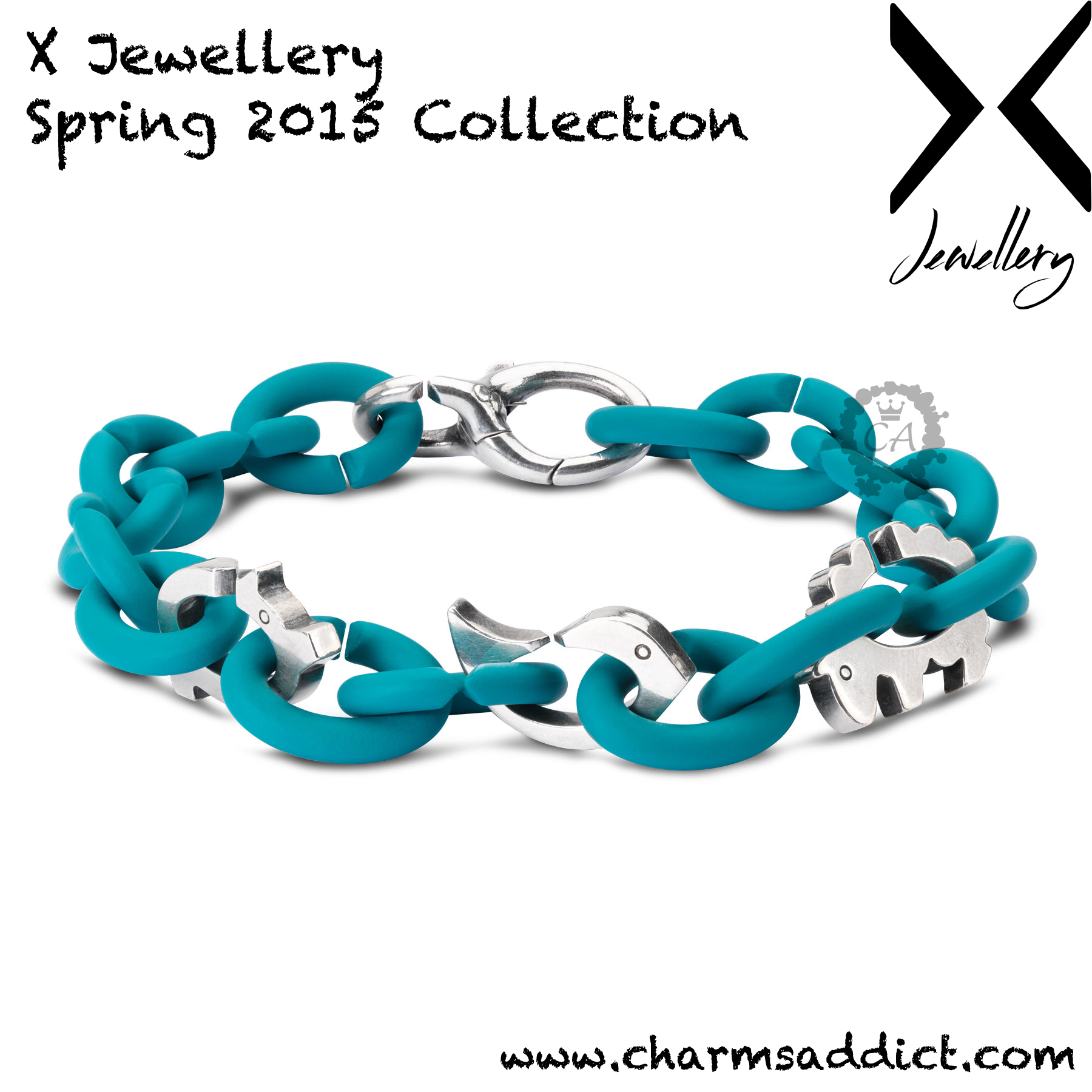 X Jewellery Spring 2015 Collection Preview