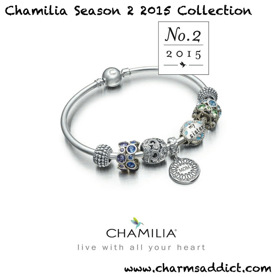 Chamilia Spring/Summer (Season 2) 2015 Collection