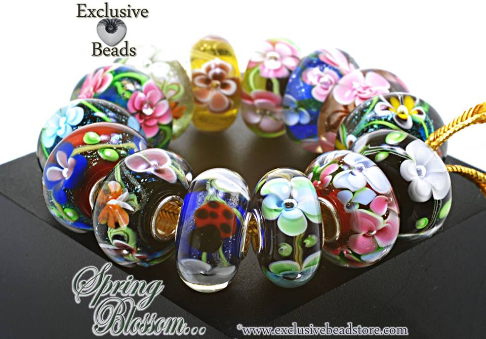 Macrow Exclusive Beads Spring Blossom Review