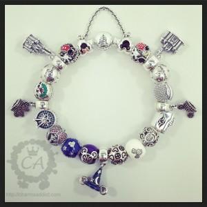 My Pandora Disney Parks Exclusive Bracelet | Charms Addict