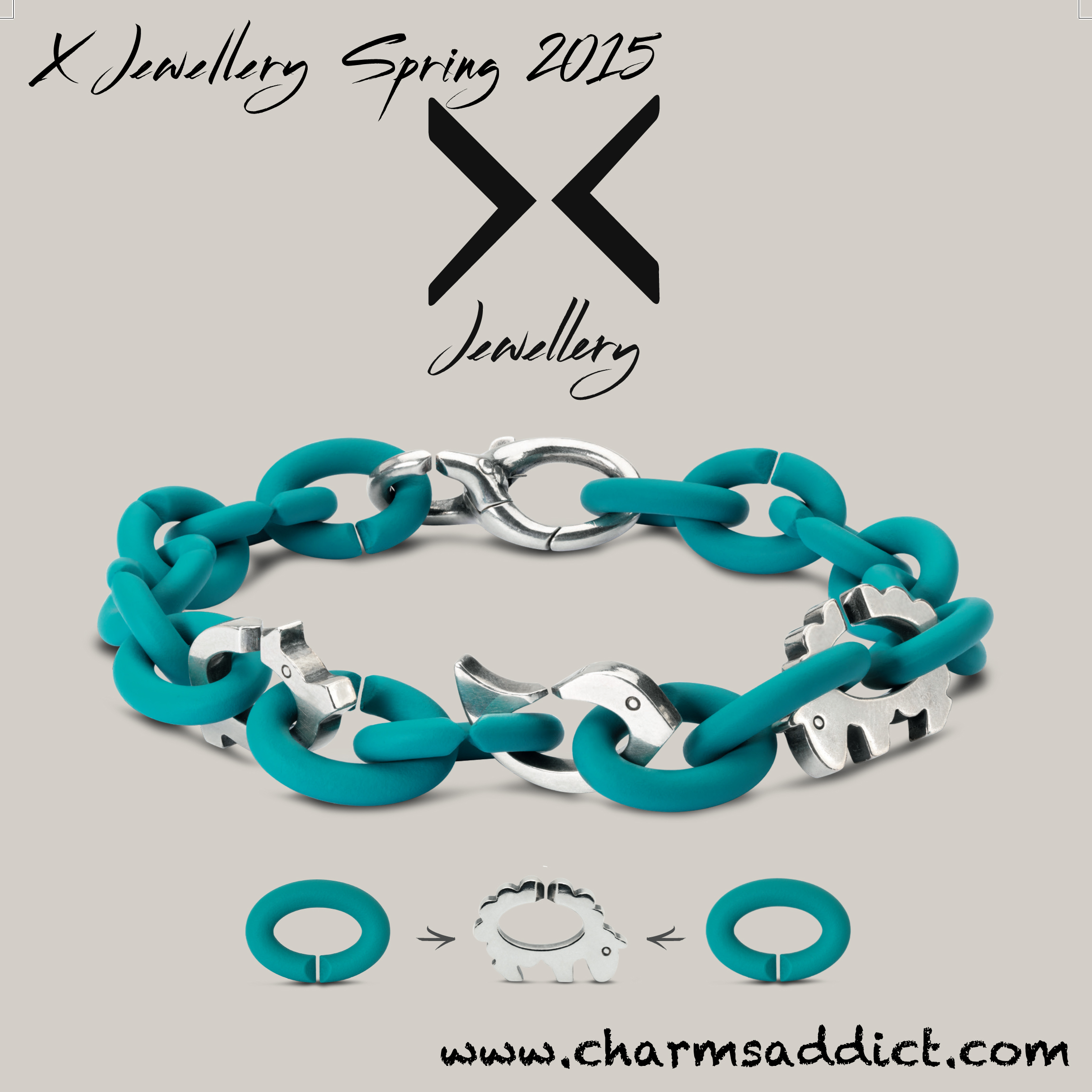 X Jewellery Spring 2015 Collection Release