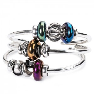 trollbeads-hematite-bangle-stack