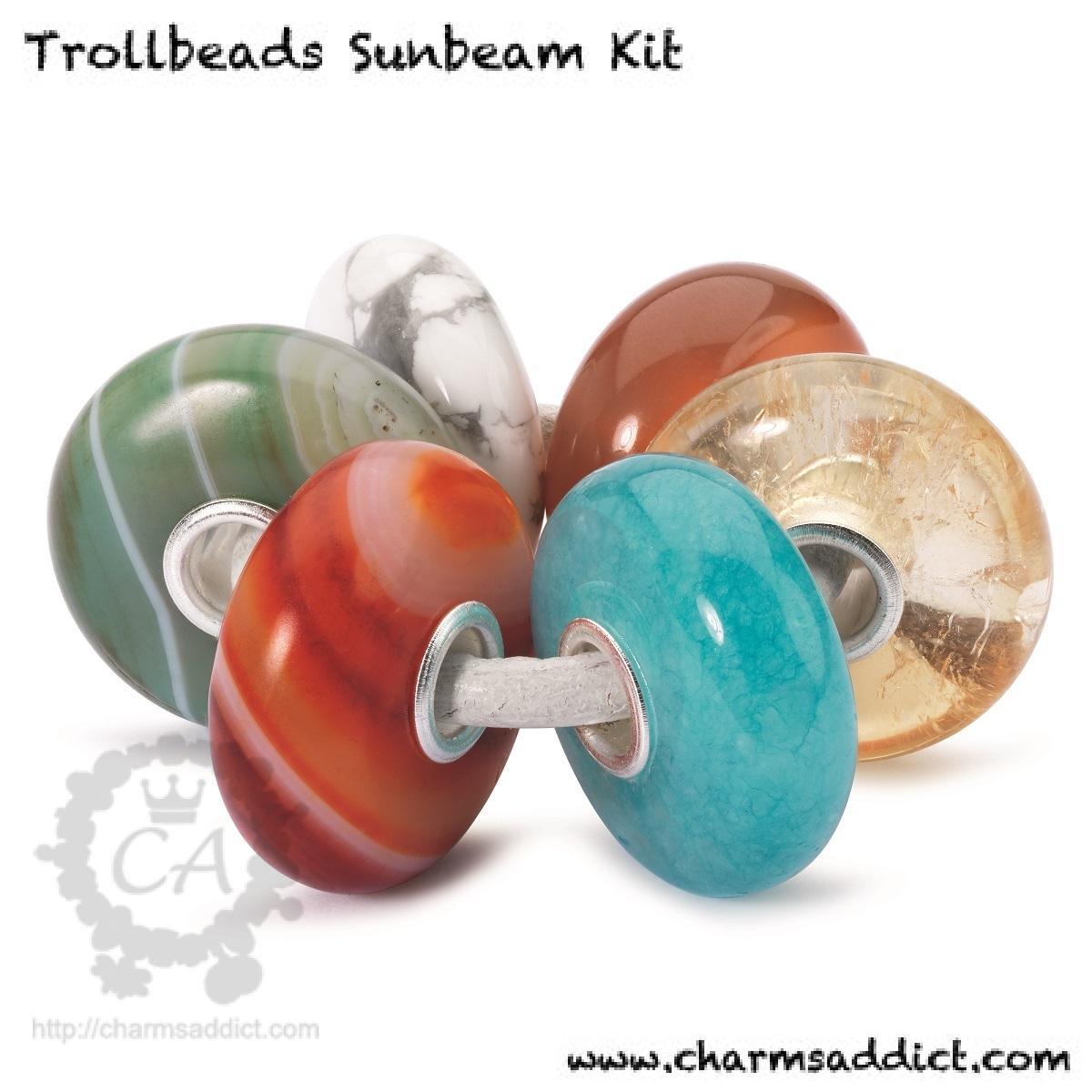 Trollbeads LE Sunbeam Kit Details