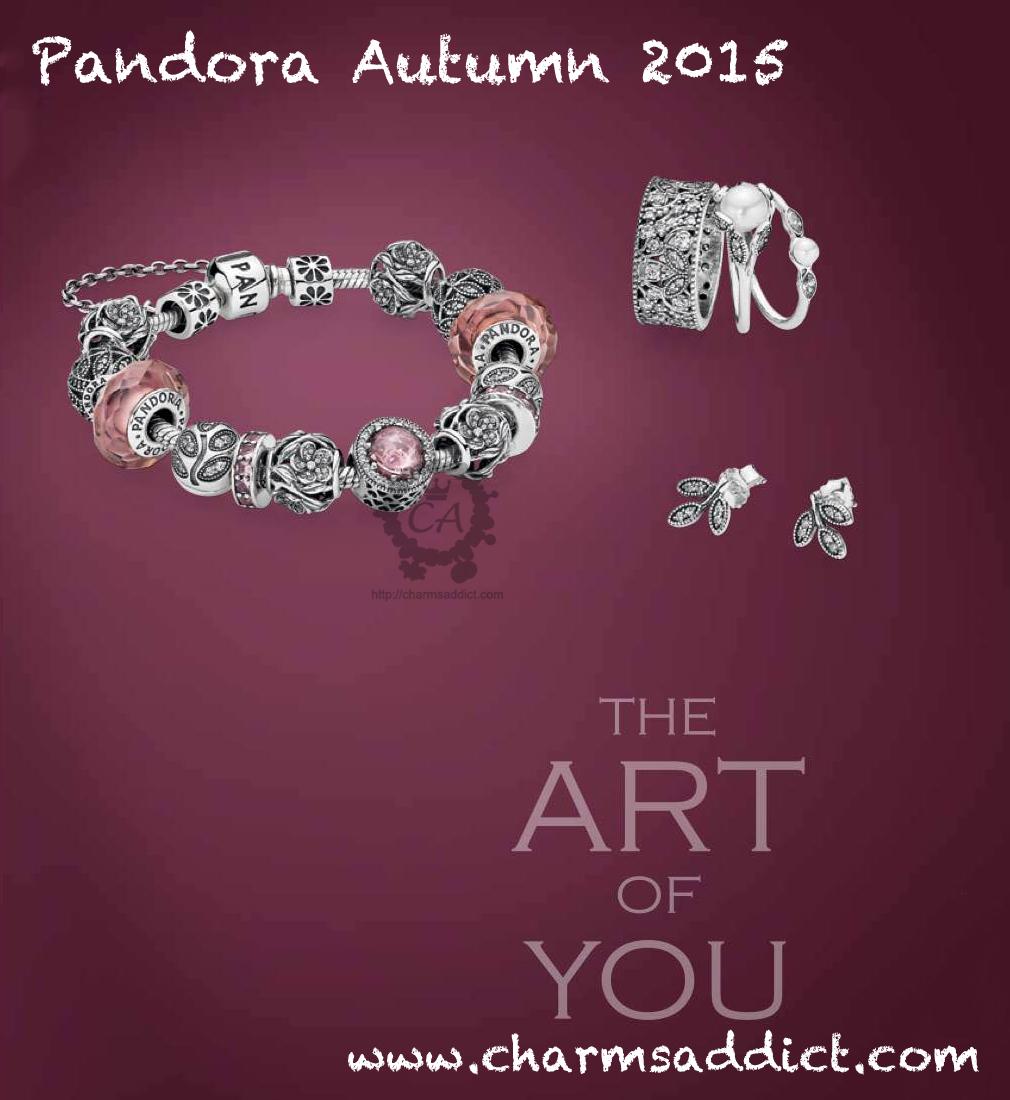b67608f53 Pandora Autumn 2015 Collection Prices | Charms Addict