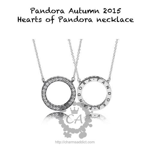 Pandora Jewelry Collection: Pandora Autumn/Winter 2015 Jewelry Collections