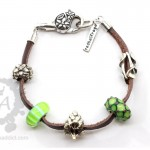 redbalifrog-brown-leather-bracelet