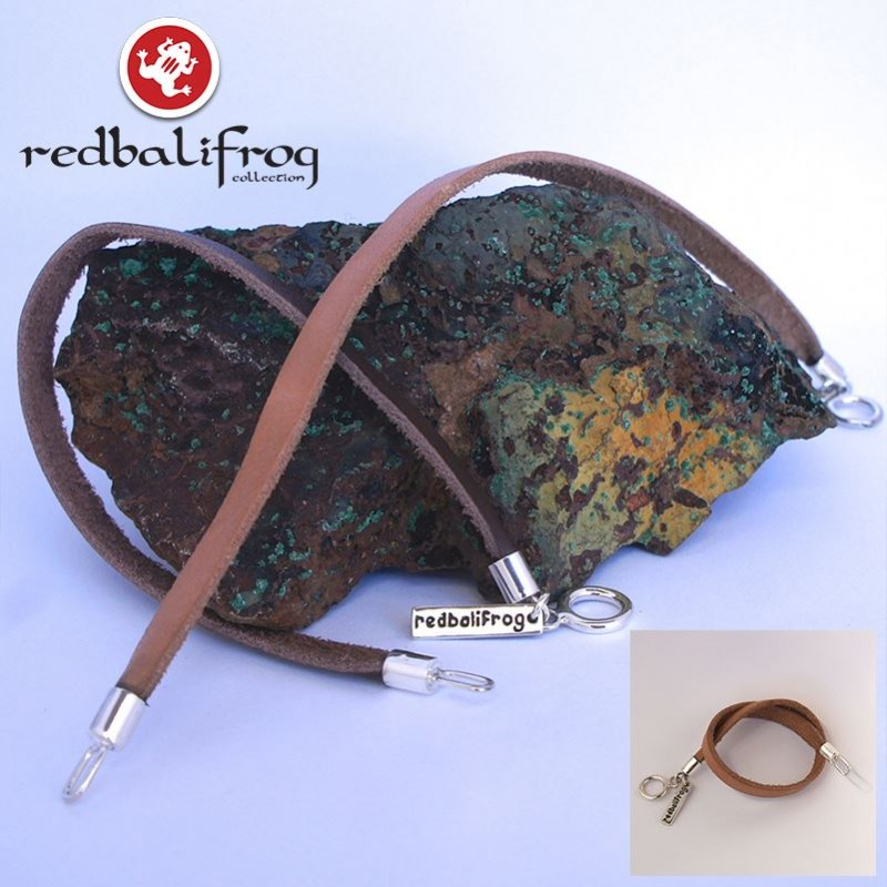 *redbalifrog* Leather Bracelets Review