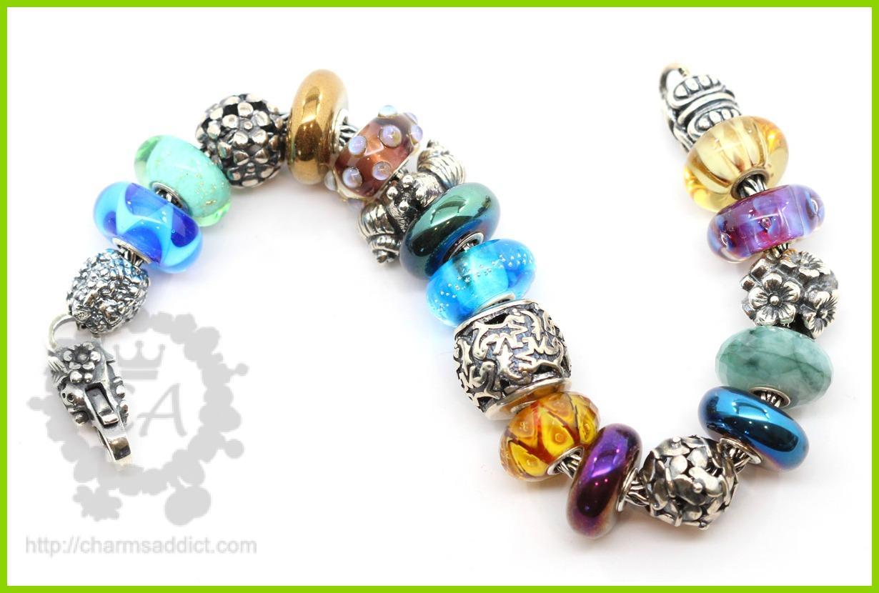 Red Hematite Beads Trollbeads Hema...