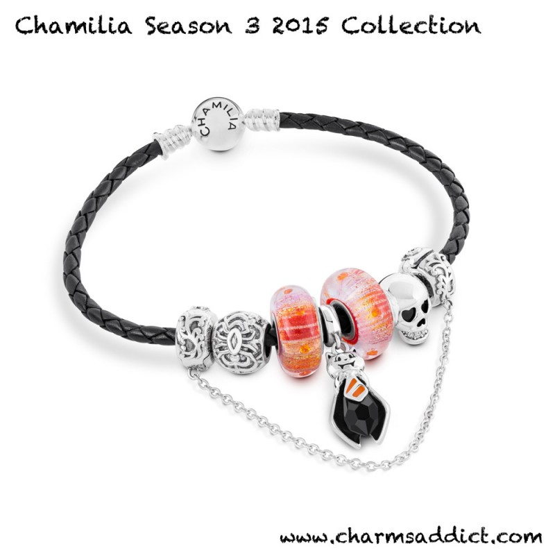Chamilia Fall (Season 3) 2015 Collection Preview