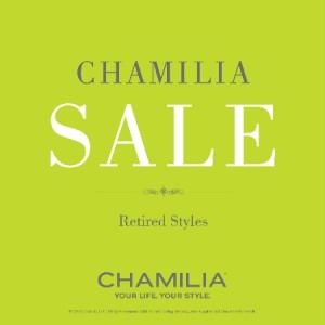 chamilia-retired-sale