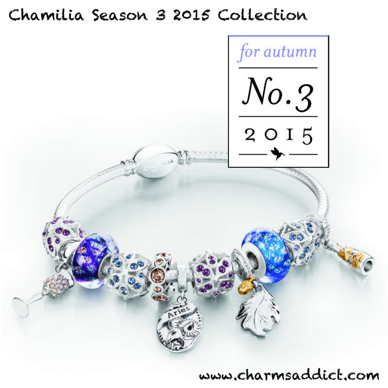 Chamilia Autumn (Season 3) 2015 Collection