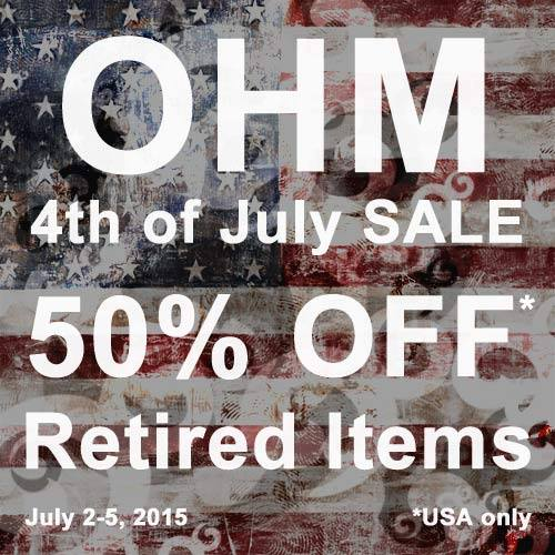 Ohm Beads Independence Day Sale