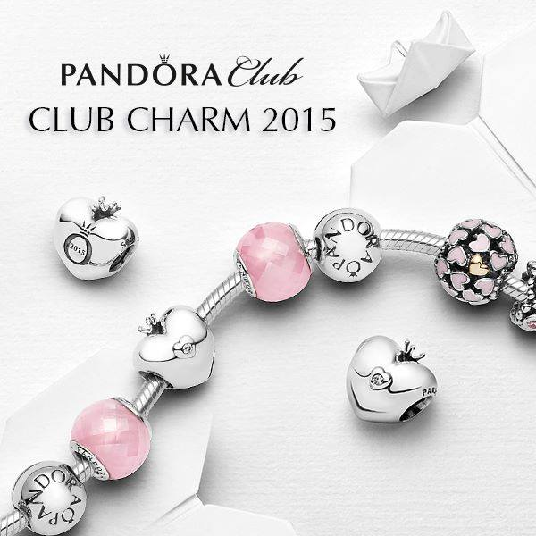 Pandora Club Charm 2015 Review
