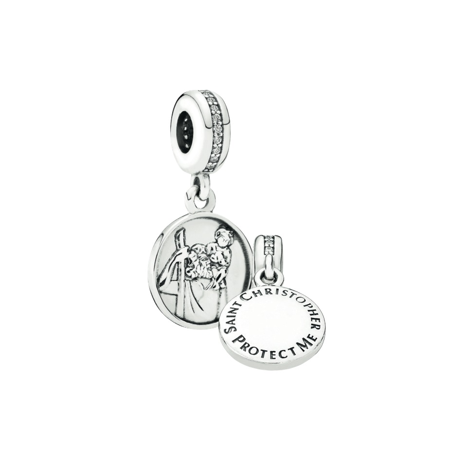 pandora charms travel collection