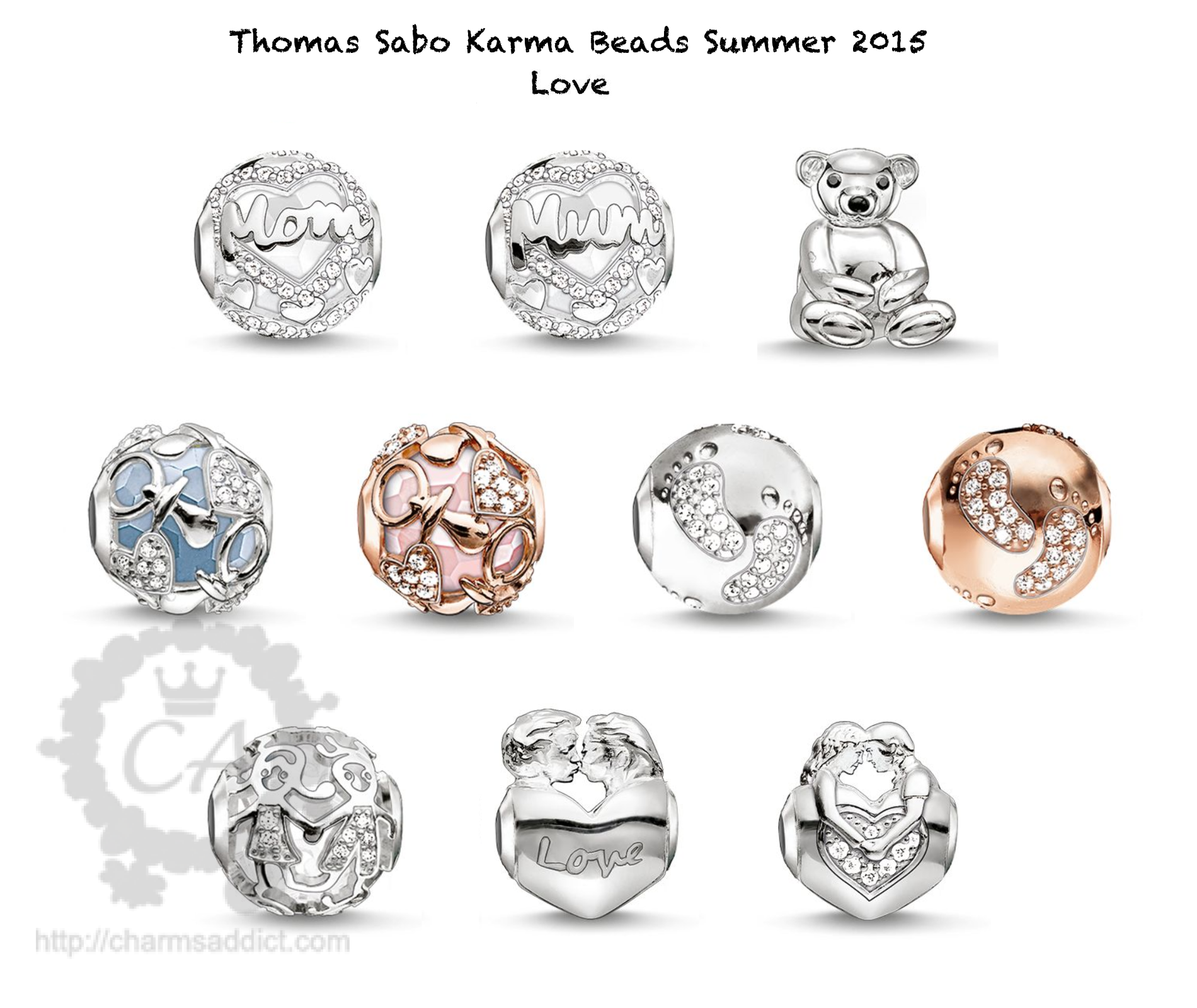 temperament shoes save up to 80% authentic quality Thomas Sabo Summer 2015 Preview | Charms Addict