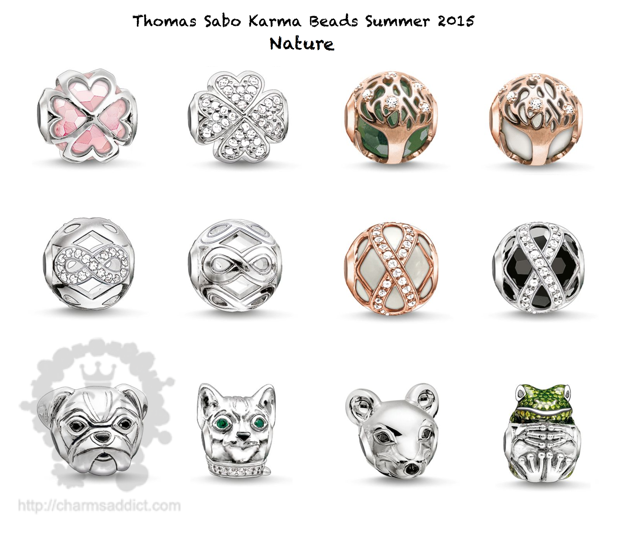 thomas sabo summer 2015 preview charms addict. Black Bedroom Furniture Sets. Home Design Ideas